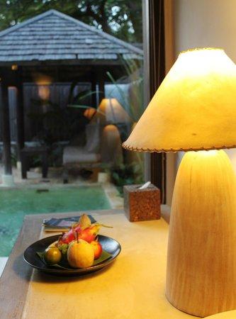 เอวาซอน หัวหิน:                   ภายในห้องพัก Pool villa