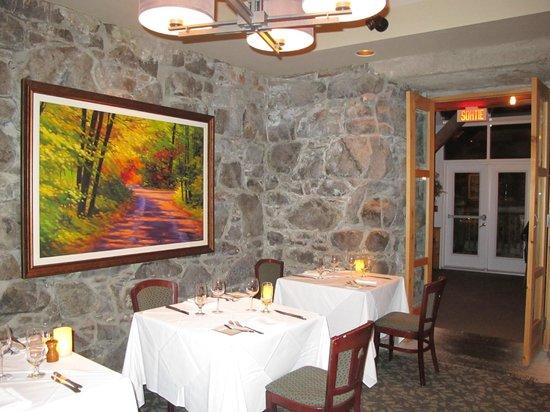 Moulin Wakefield Mill Hotel & Spa:                                                       Salle à manger