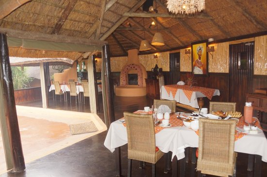 Amakhala Safari Lodge:                   Delicious food is served here.....