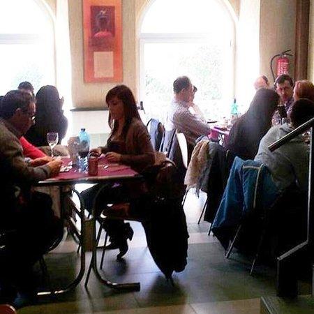 Comida en Restaurante Pipol