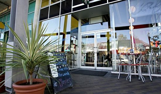 George Street Cafe Palmerston North
