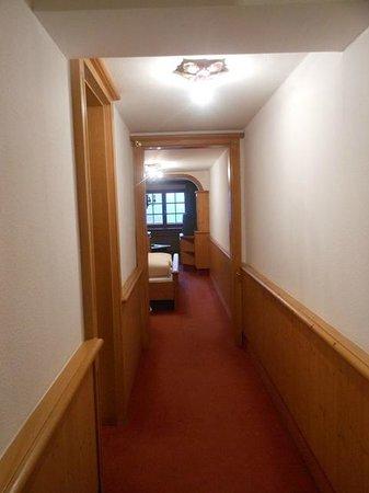 Landgasthof Heizmannshof :                                     Chambre