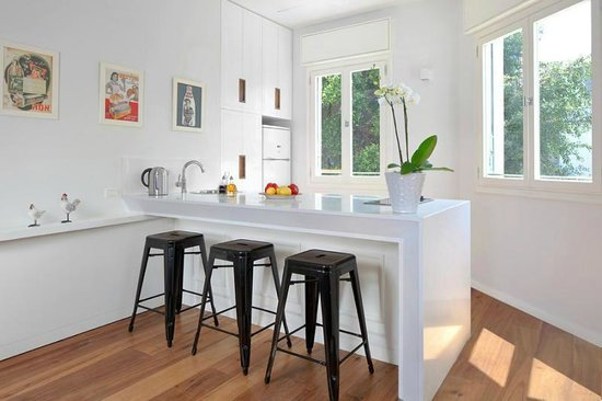Jean Jaures Urban Residence : Studio - Kitchen - Fully equipped