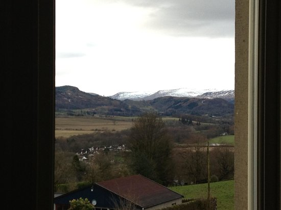 Crieff Hydro Hotel and Resort:                   The view was amazing!