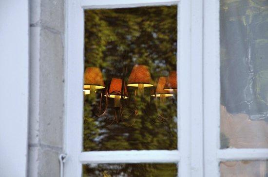 Domaine de l'Ermitage : L'Ermitage, la salle à manger...