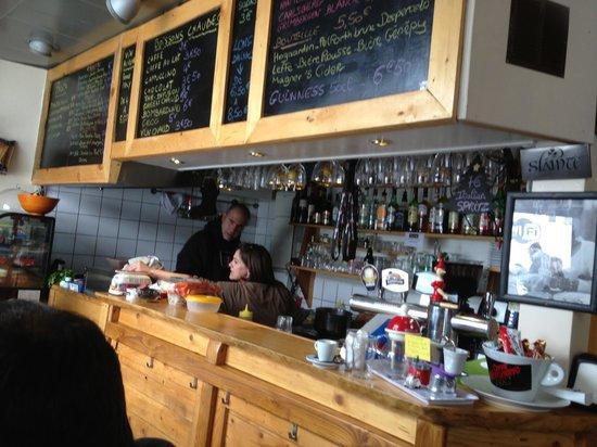 Jam Bar :                   Busy busy busy