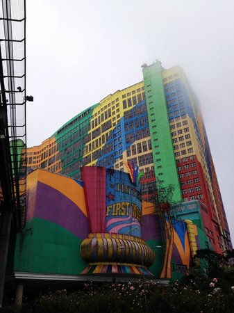 First World Hotel, Resorts World Genting:                   The First World Hotel
