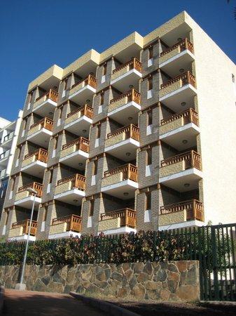 Apartamentos Tarahal