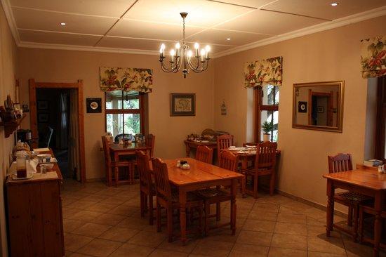 Porcupine Ridge Guest House:                                     salle à pmanger