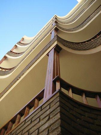 Apartamentos Tarahal: Arquitectura