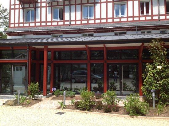 Hotel Les Pleiades - La Baule:                   Restaurant