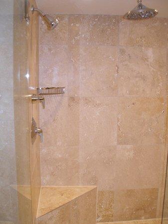 ذا لودج آت جاكسون هول: shower