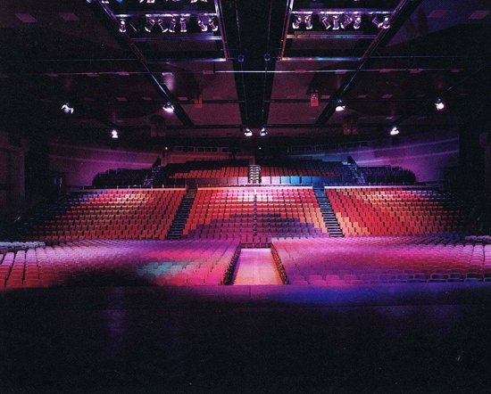 Arena Fully Seated Format Picture Of Plymouth Pavilions
