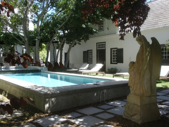 Akademie Street Boutique Hotel and Guest House :                   Pool