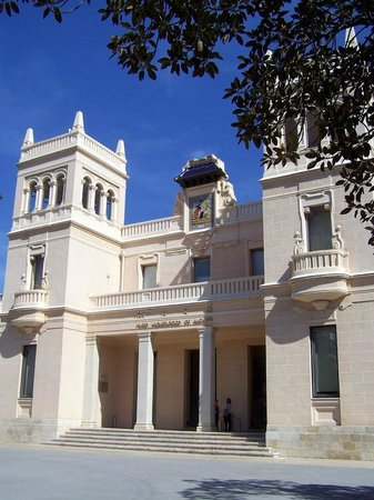 Interior : fotografía de MARQ Museo Arqueológico de Alicante, Alicante - Trip...