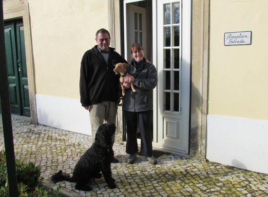 Quinta do Scoto:                   Gastgeber