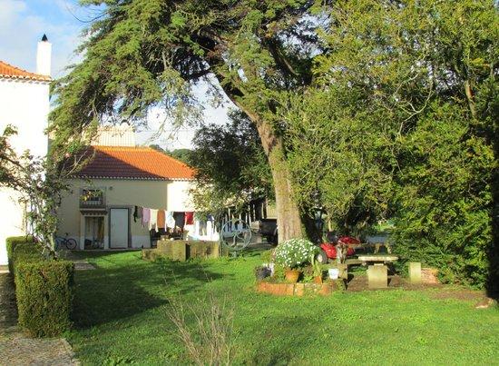 Quinta do Scoto:                   Hotelanlage