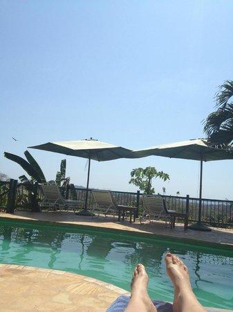 Villa Mango :                   Day at the pool!