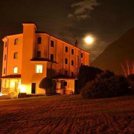Hotel Diana : Atmosfere da luna piena