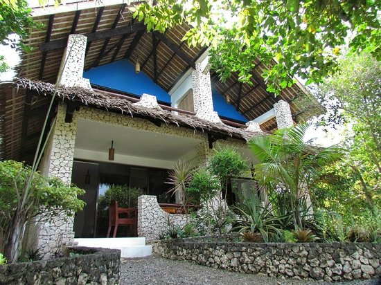 The Blue Orchid Resort:                   Bungalows