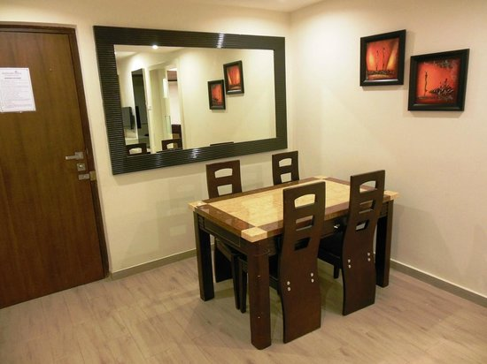 Hotel Ananth Executive:                   Dining Table