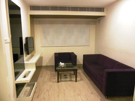 Hotel Ananth Executive:                   Suite