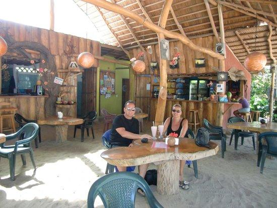 Sol Del Caribe:                   Restaurant Innenansicht
