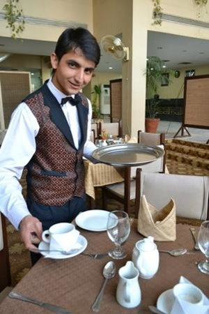 Amer Hotel: At your Service