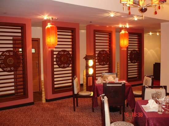 Premier Romance Boutique Hotel and Spa:                   chinees restaurant