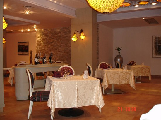 Premier Romance Boutique Hotel and Spa:                   specialiteiten restaurant