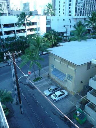 Hotel Renew: View