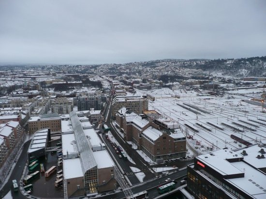 Radisson Blu Plaza Hotel, Oslo: View