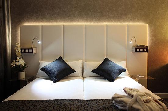 Hotel Petit Palace Boqueria Garden: Habitaciones