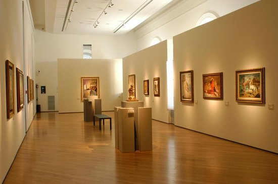 Museo Carlo Bilotti - Sala de Chirico