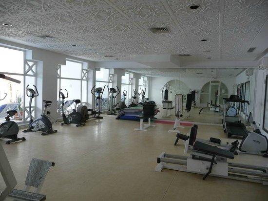 SENTIDO Djerba Beach:                   La salle de fitness