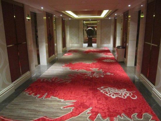 澳门喜来登金沙城中心大酒店照片