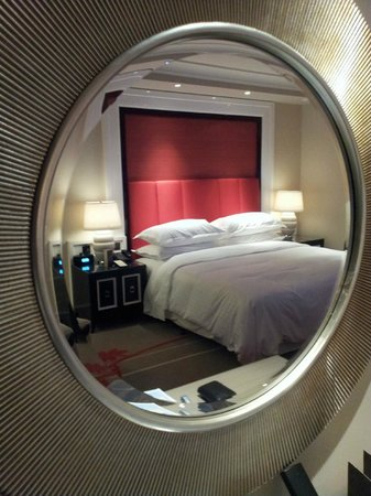 Sheraton Grand Macao Hotel, Cotai Central: The rooms, standard but not the best of sheraton has to offer