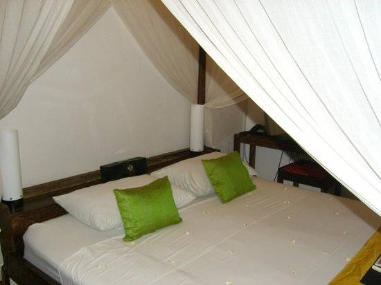 โรงแรมเดอะพาวิเลียน: chambre 5