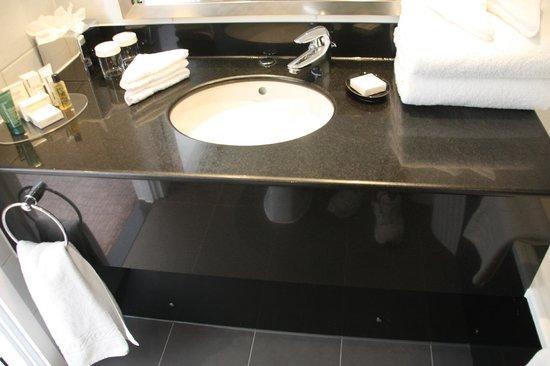 Hilton London Olympia:                   Sink