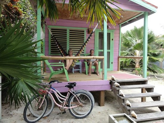 Caye Caulker:                   Slowing down...