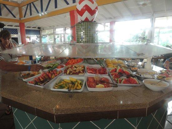 Decameron San Luis:                                     Restaurant