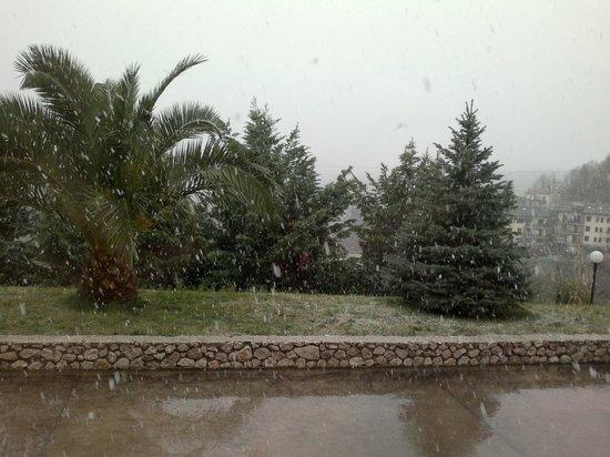 Ristorante Agriturismo La Serenella :                   neve