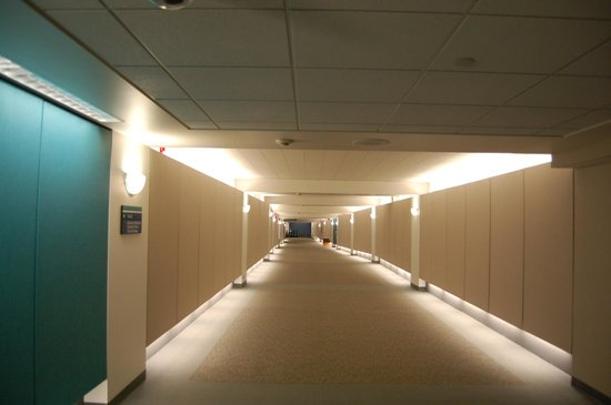Brentwood Inn and Suites: Pedestrian Subway to the Mayo Clinic
