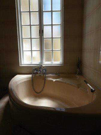 Cosimi Guest House:                   Une des salles de bains