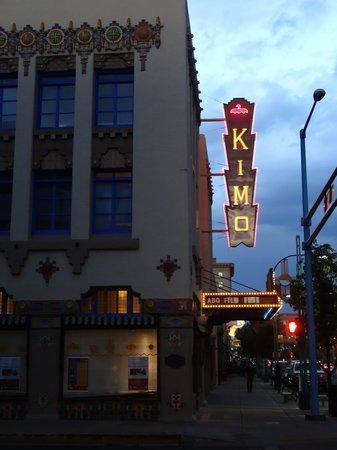 KiMo Theatre :                   KiMo Theater