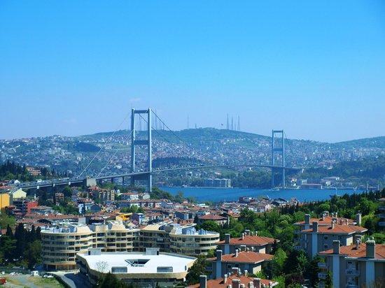 Bosphorus Strait:                   Bridge