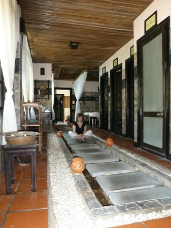 Hoi An Trails Resort:                   Serene spa area