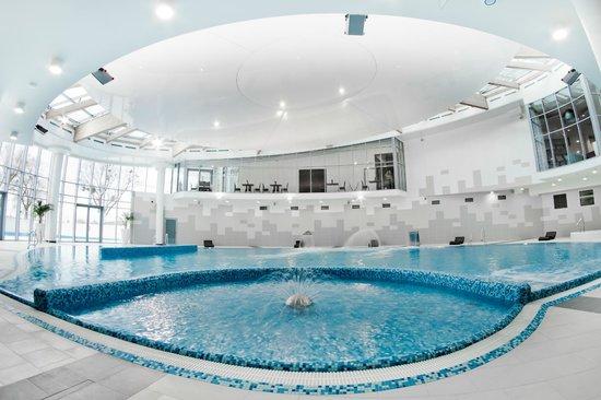 Swimming Pool Area Picture Of Copernicus Torun Hotel Torun Tripadvisor