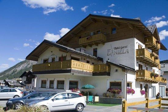 Hotel Daniela: Estate
