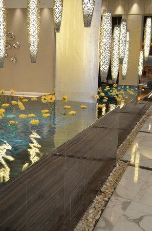 Al Jasra - Souq Waqif Boutique Hotels:                   Reception Area